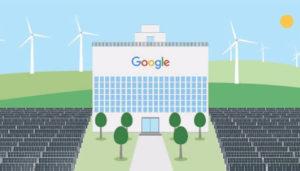 Google planeja usar apenas energia limpa até 2030